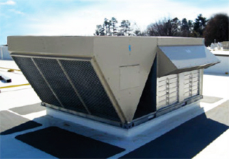 Rooftop HVAC Unit
