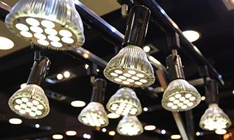 LED Store Lighting Retrofit
