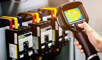 Infrared Thermal Scanning of Electrical Equipment